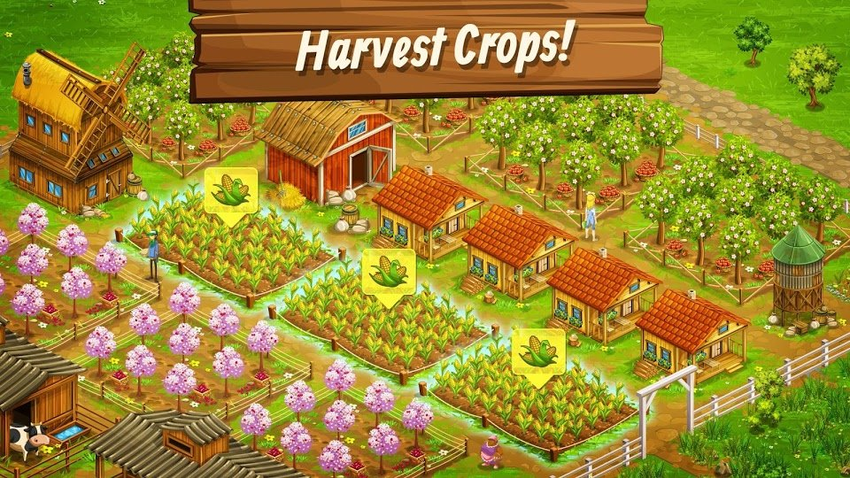 Big Farm Mobile Harvest