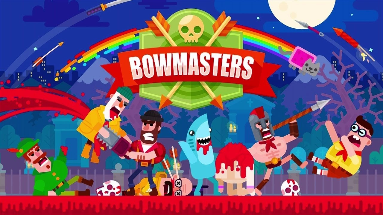 Bowmasters cover