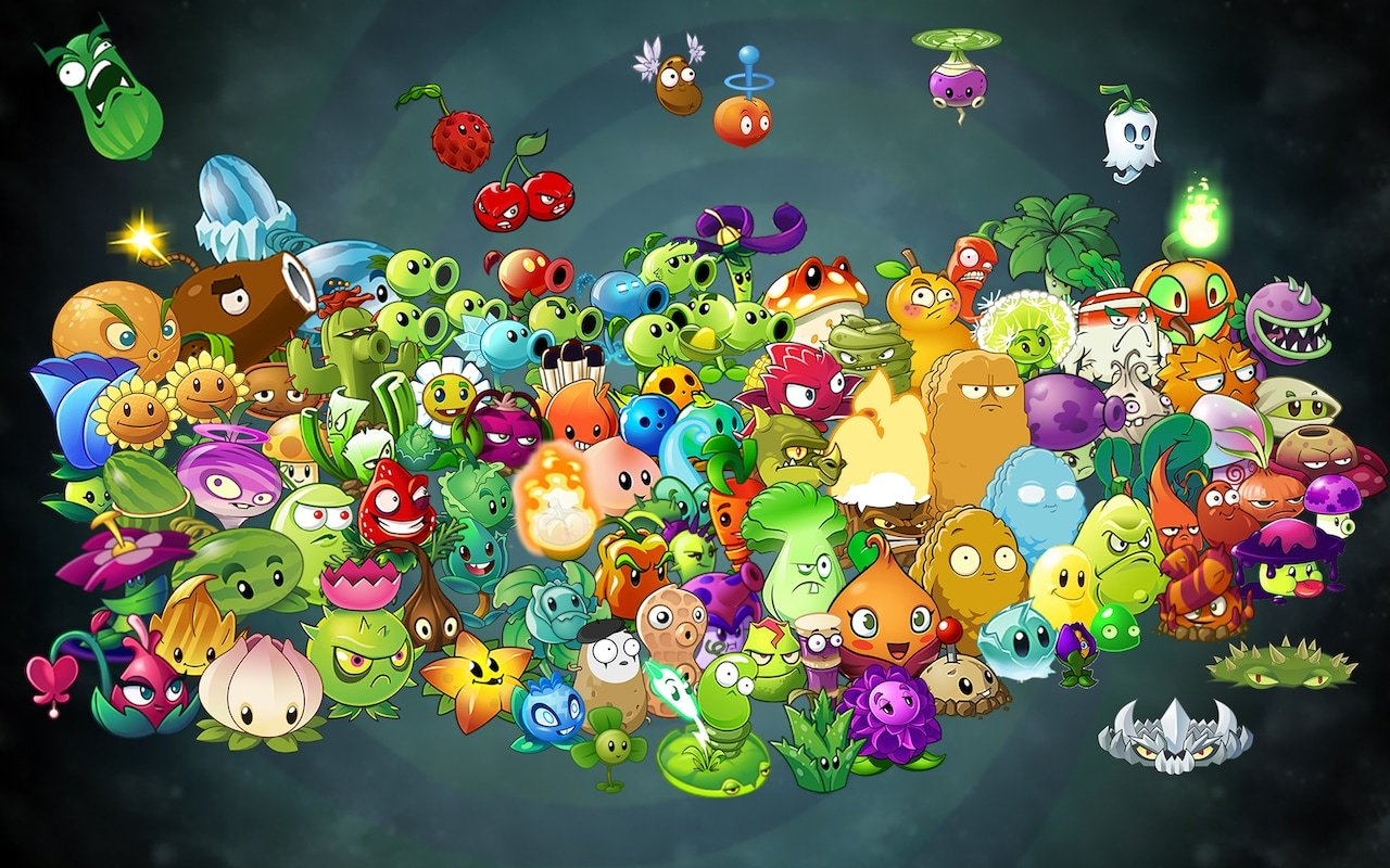 plants vs zombies 1 mod apk obb