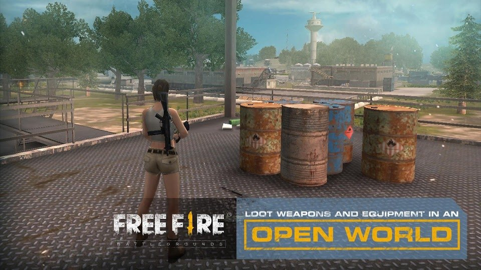 download free fire lite for pc