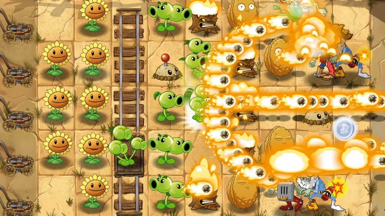 plants vs zombies 2 special skills