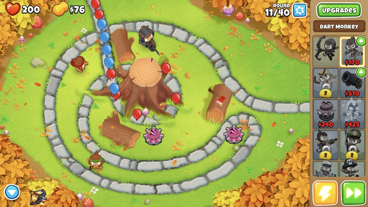 Bloons TD 6 gameplay 2