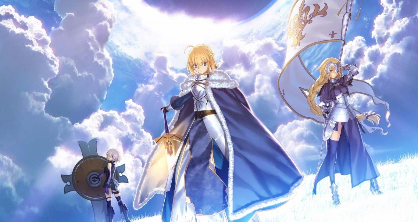 Fate Grand Order download