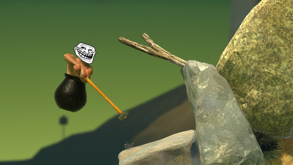Getting Over It min