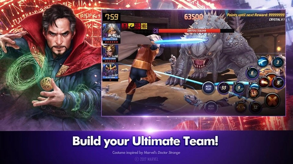 Marvel Future Fight apk 3