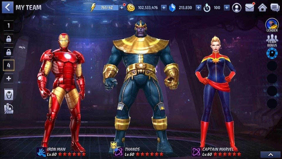 Marvel Future Fight apk 4