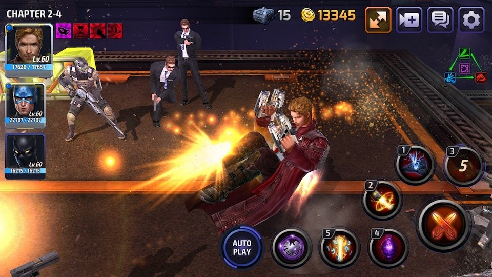 Marvel Future Fight apk fight