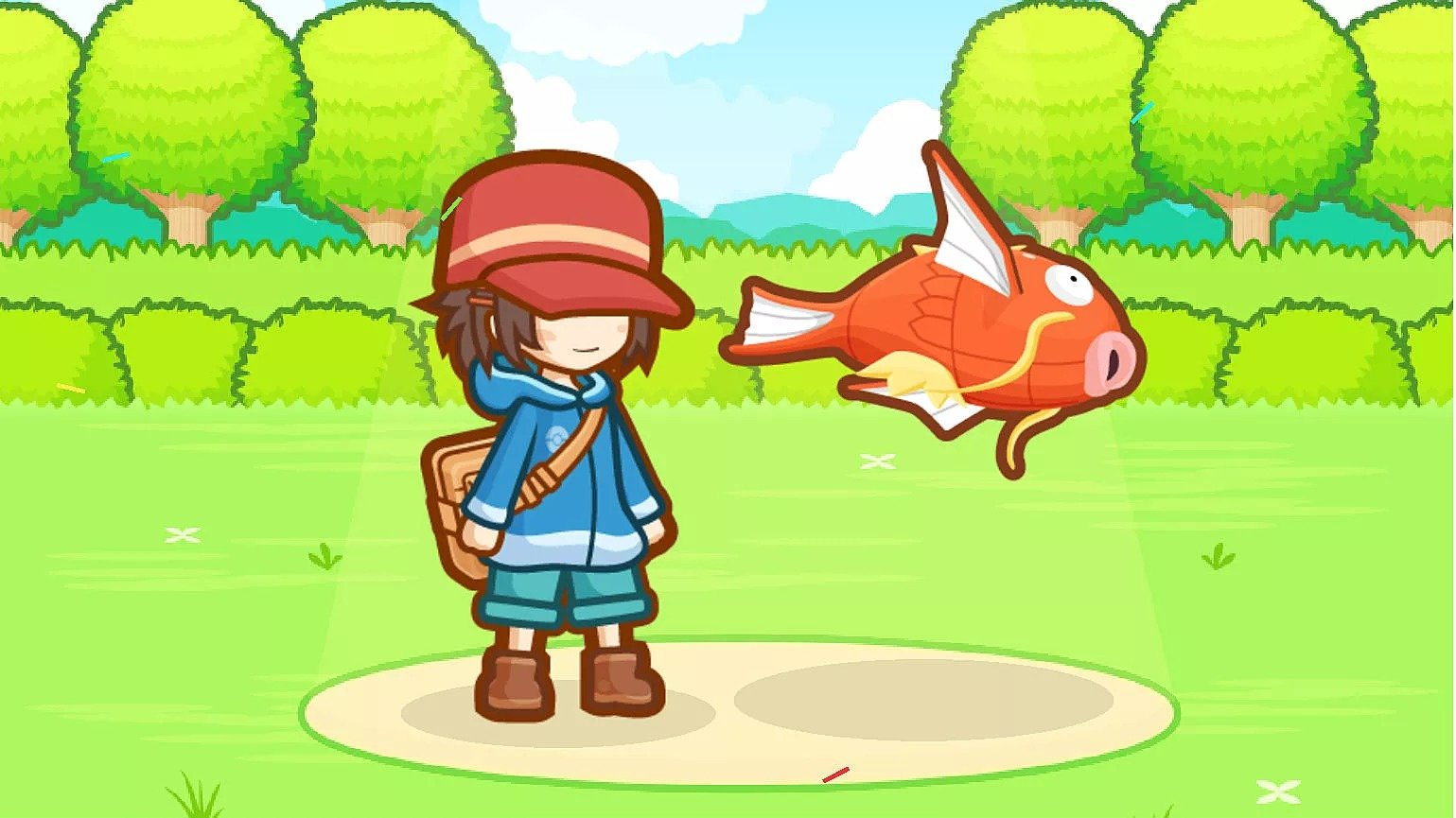 Pokemon Magikarp Jump cover