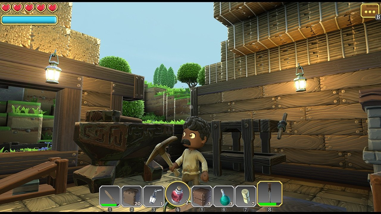 Portal Knights APK + OBB v1 5 3 Download - Adventure Game