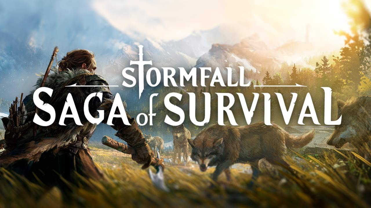 Stormfall Saga of Survival cover
