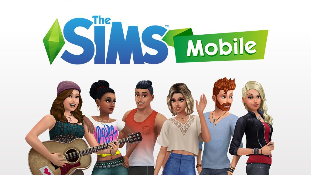 The Sims Mobile cover