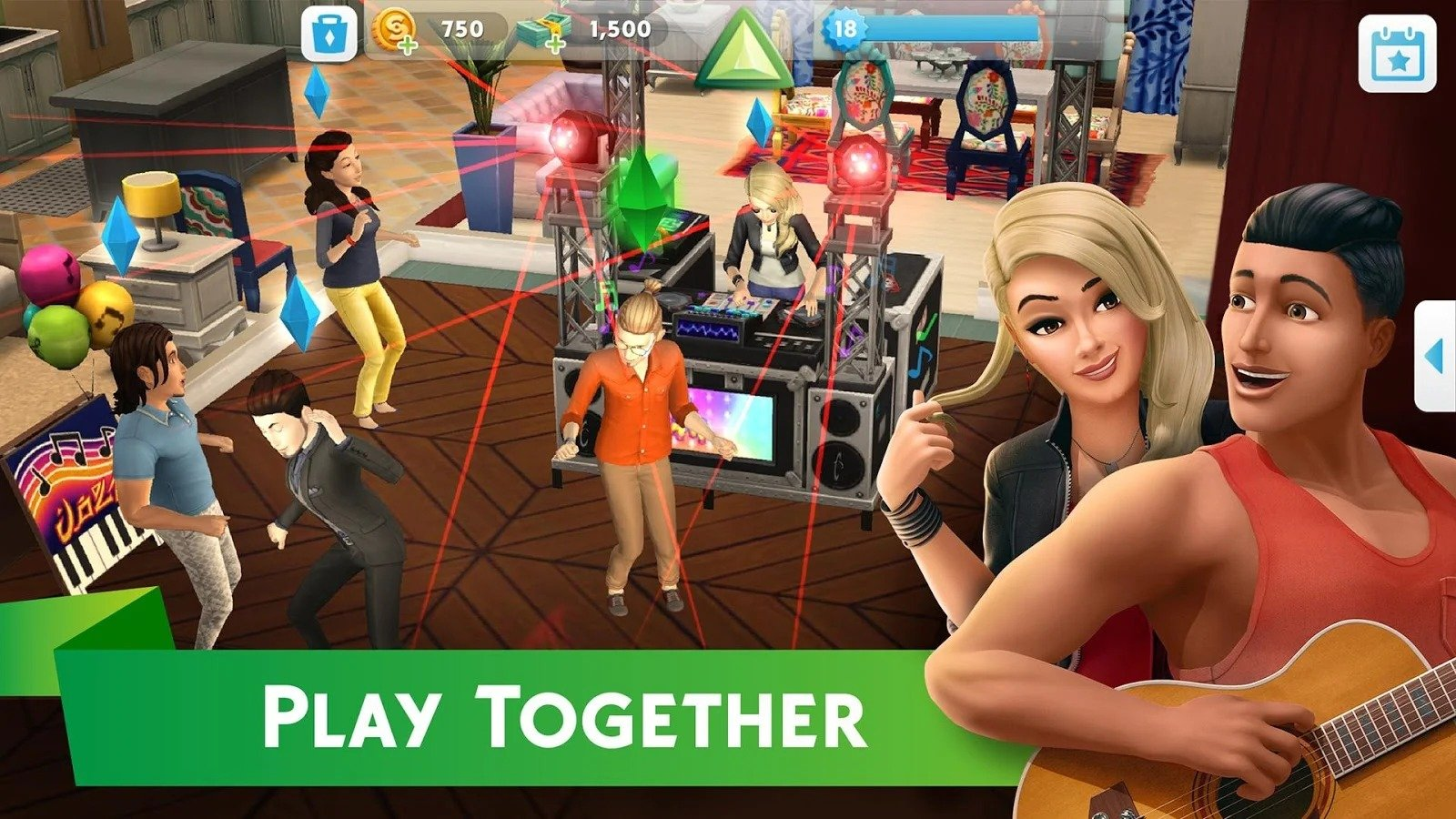 The Sims Mobile gameplay 2
