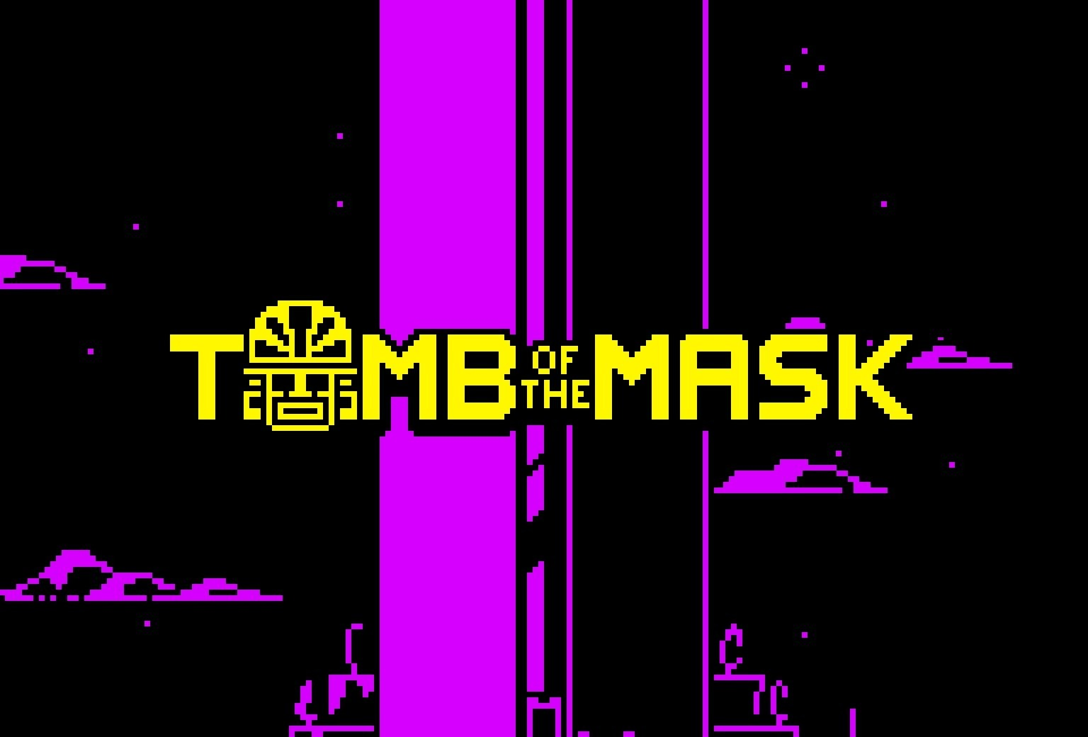 Tomb of the Mask cover