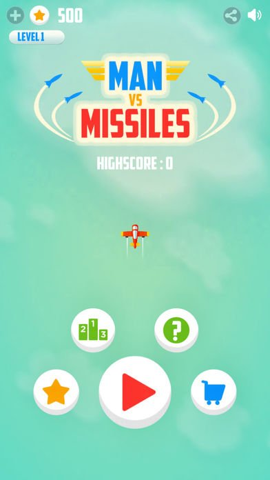 man vs missiles apk