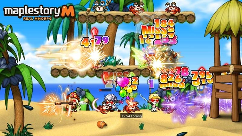 maple story rom downloads