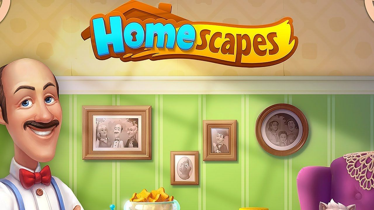Homescapes Hack mod