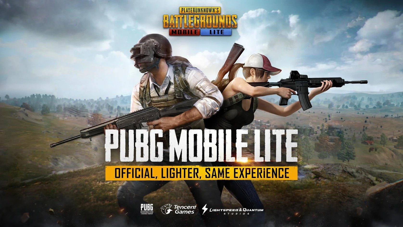PUBG MOBILE LITE APK + DATA Download
