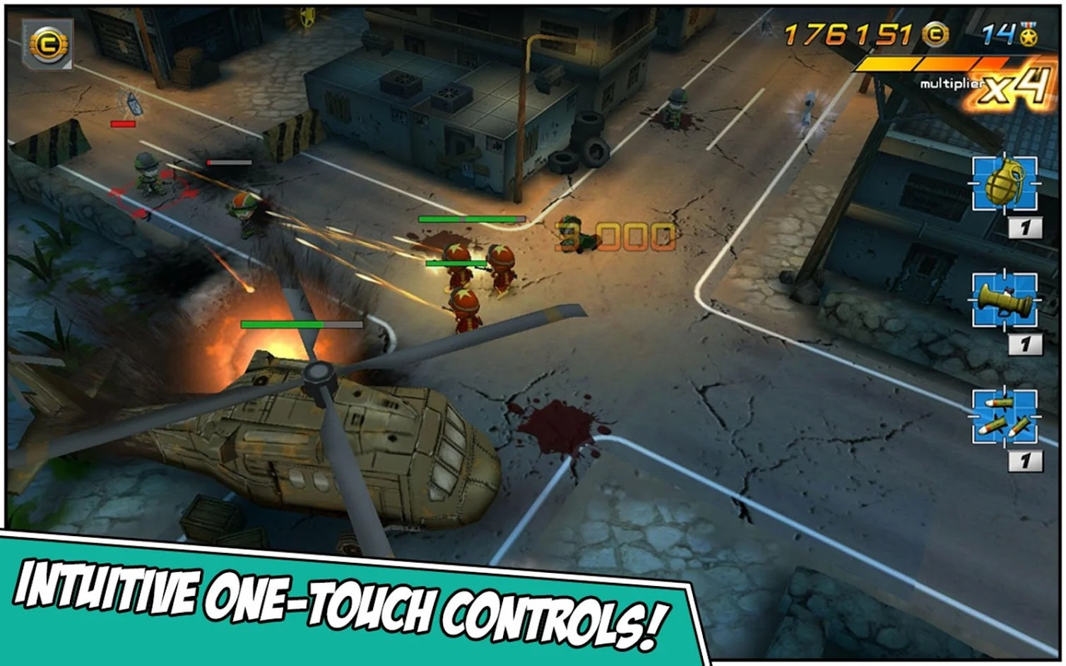 Download Tiny Troopers 2: Special Ops MOD APK v1 4 8 (Money