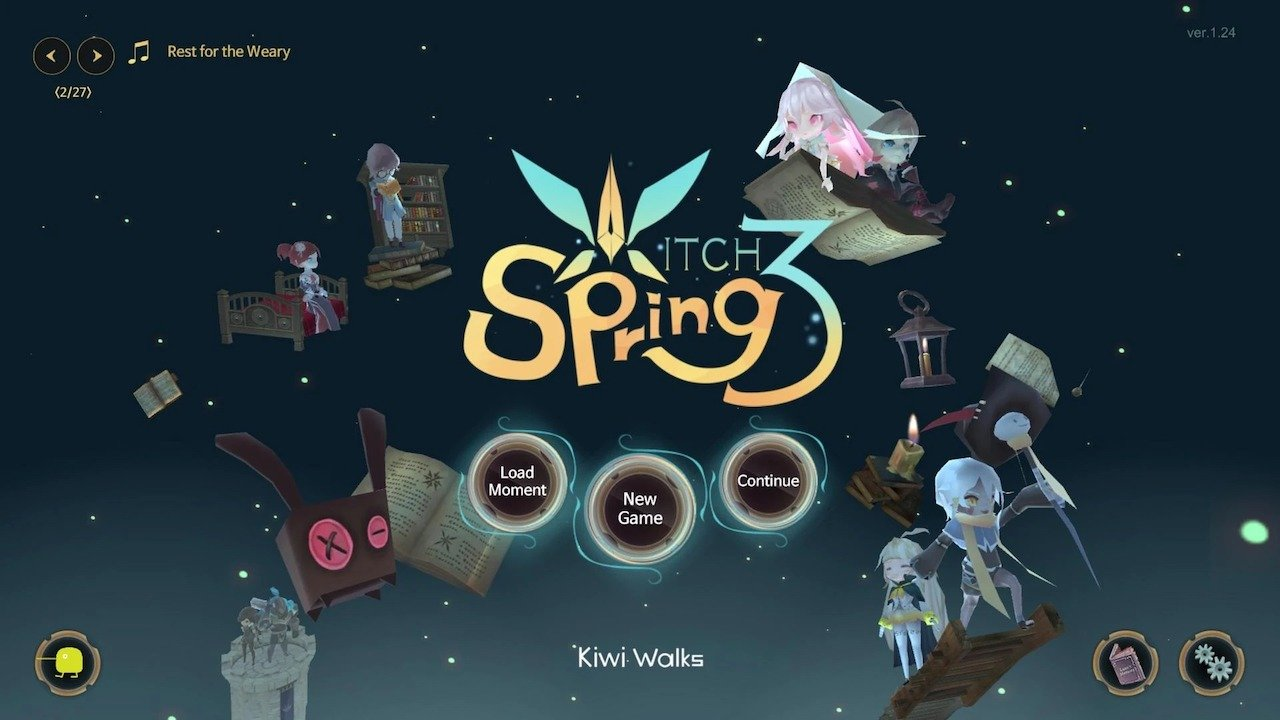 WitchSpring3 download