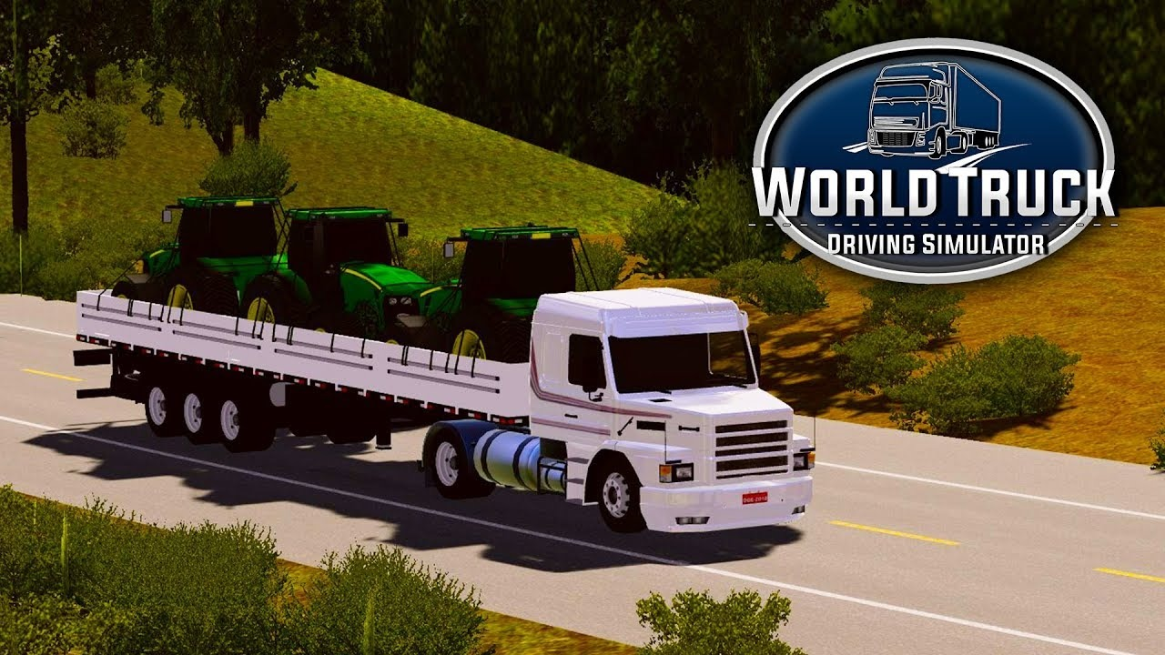 World Truck Driving Simulator cover