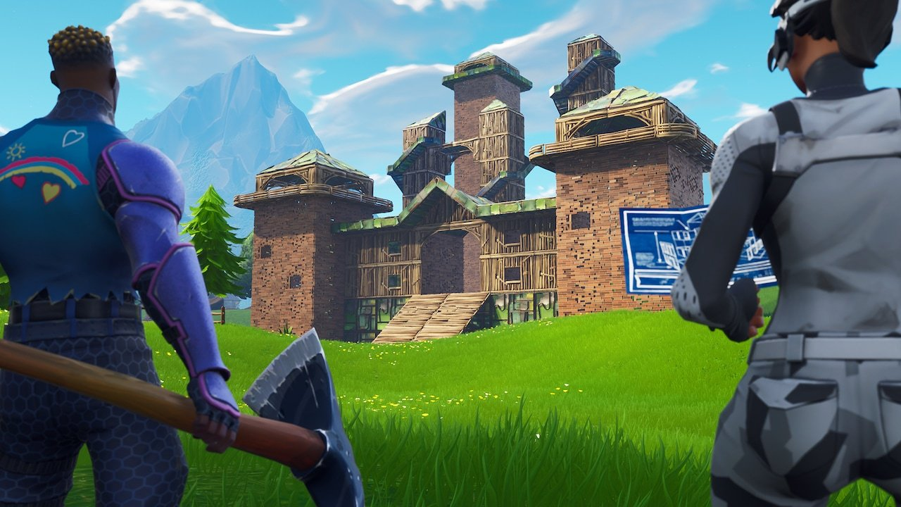 Fortnite APK v10 00 1 (MOD Unlocked, GPU Fix) Download for Android