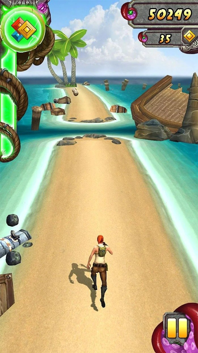 Temple Run 2 graphic