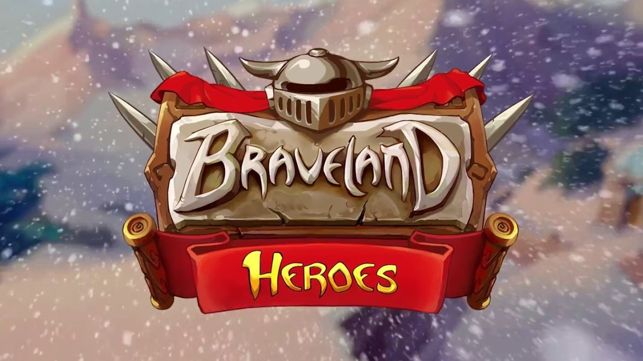 Braveland Heroes cover