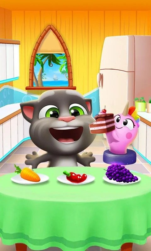 My Talking Tom 2 creenshot