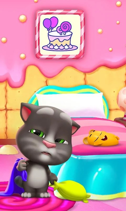 My Talking Tom 2 mod