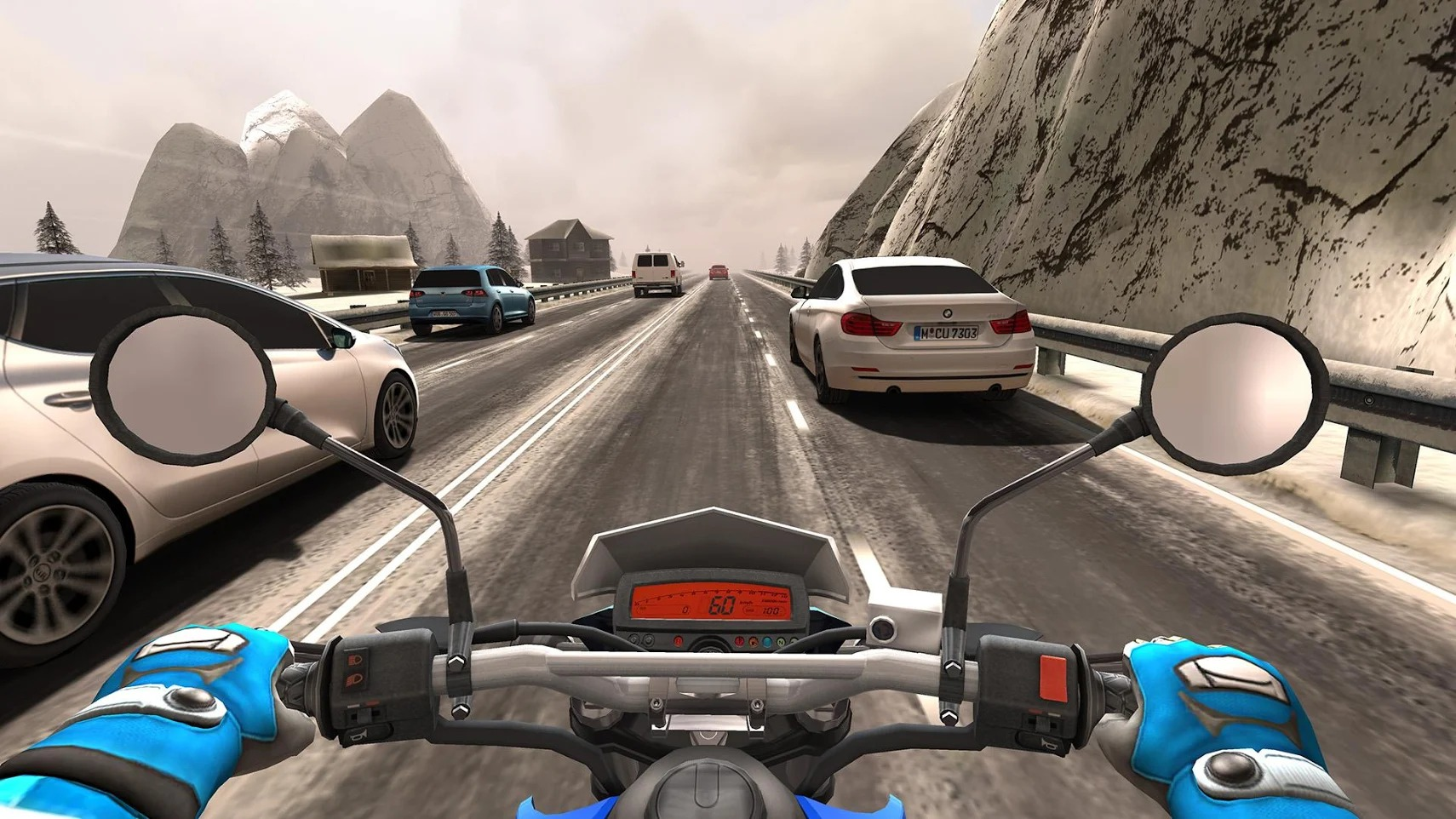 Traffic Rider gameplay 2