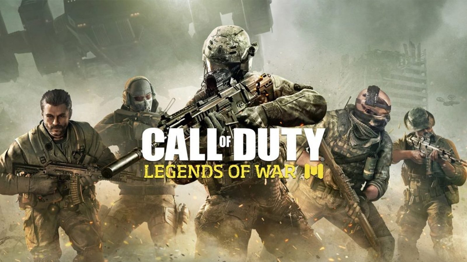 Call of Duty Legends of War cover