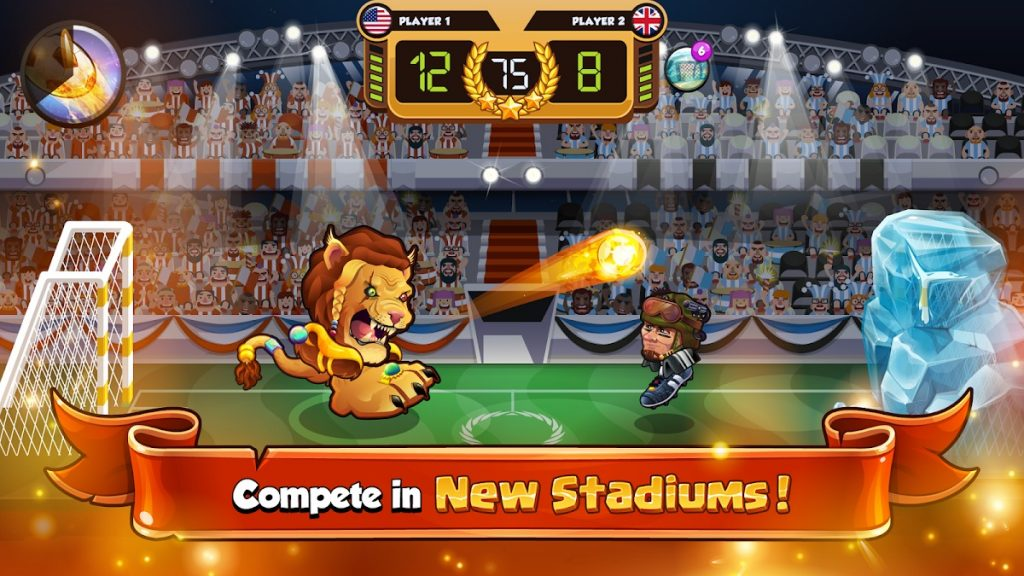 Head Ball 2 gameplay 1 1024x576