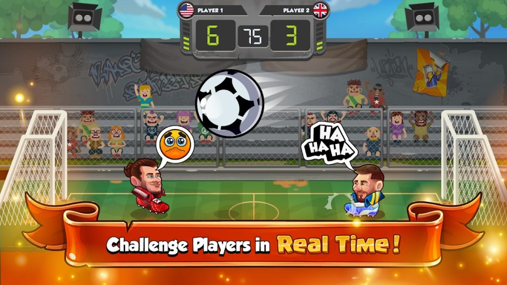 Head Ball 2 gameplay 1024x576