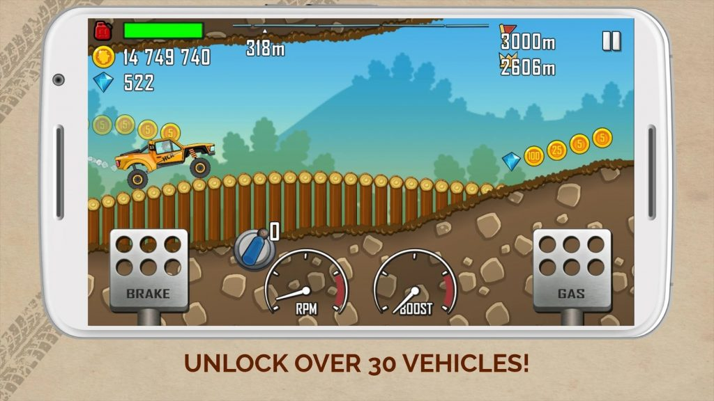 Hill Climb Racing vehicles 1024x576