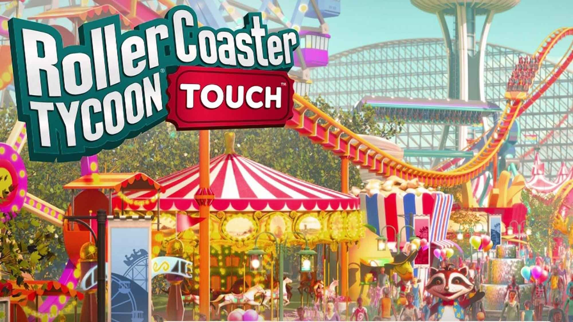 RollerCoaster Tycoon Touch MOD APK v3 1 1 (Unlimited Money/Tickets)