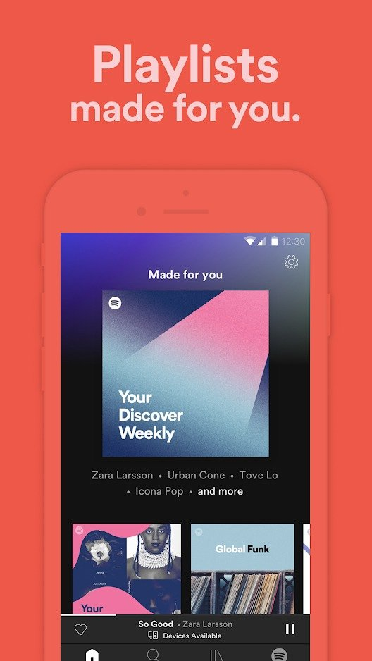 Spotify Premium APK v8 5 22 734 (Latest MOD) Download