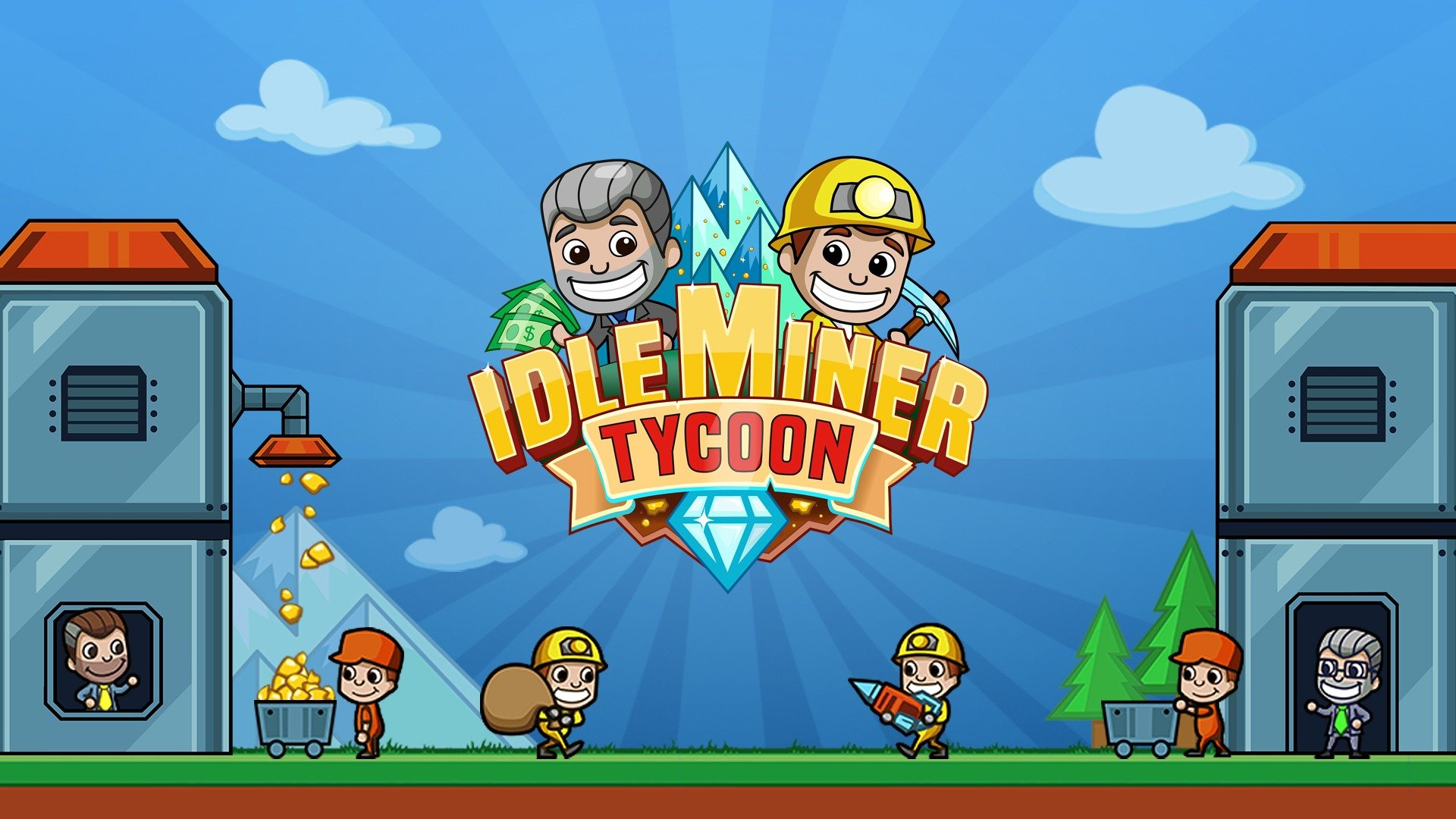 Idle Miner Tycoon cover