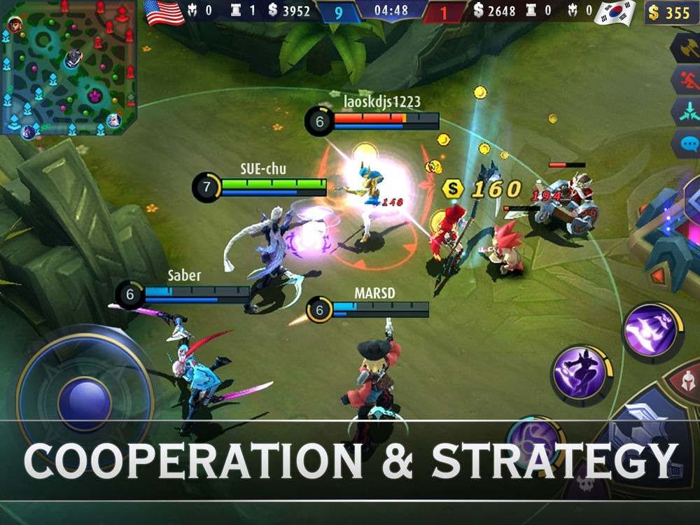 Mobile Legends Bang Bang modes