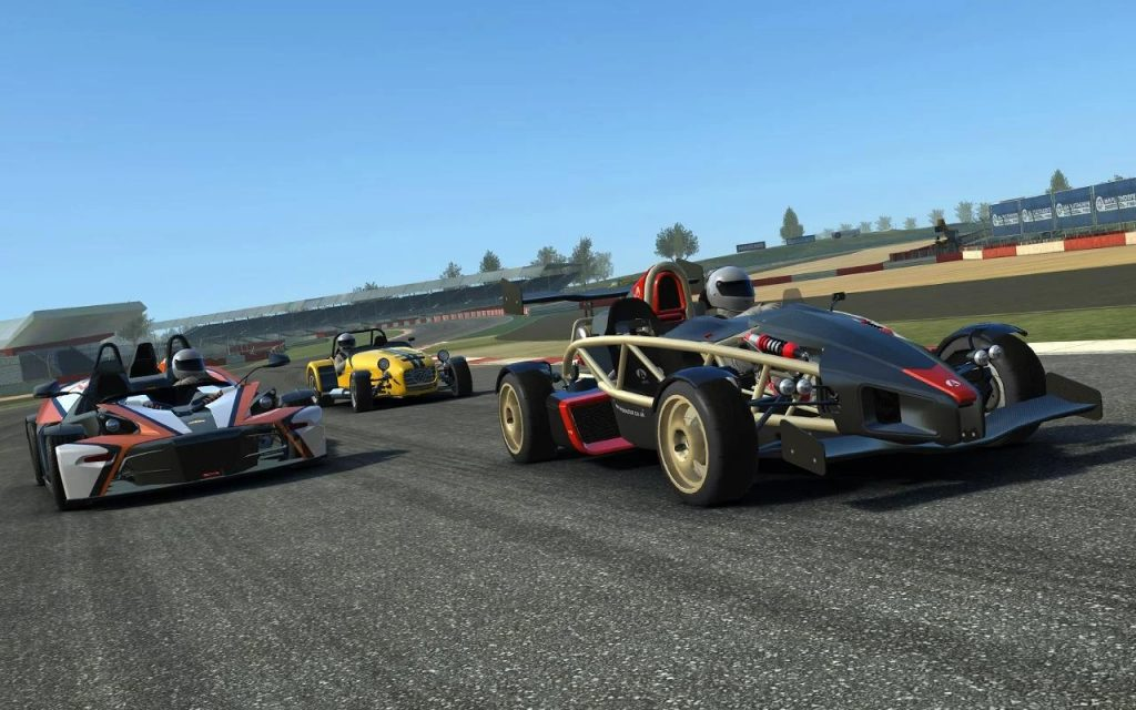 Real Racing 3 graphics 1024x640