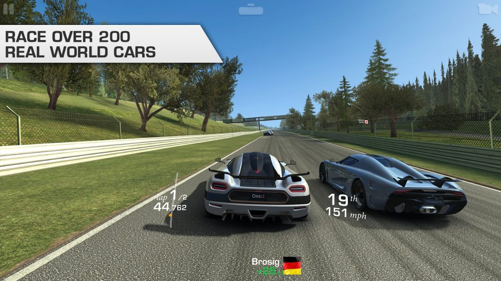 Real Racing 3 mod 1024x576