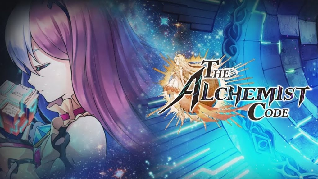 The Alchemist Code cover