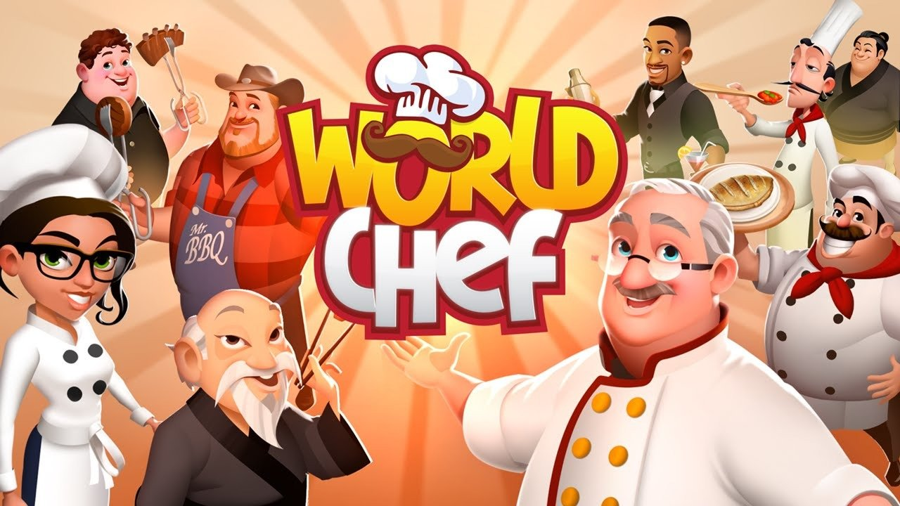World Chef cover