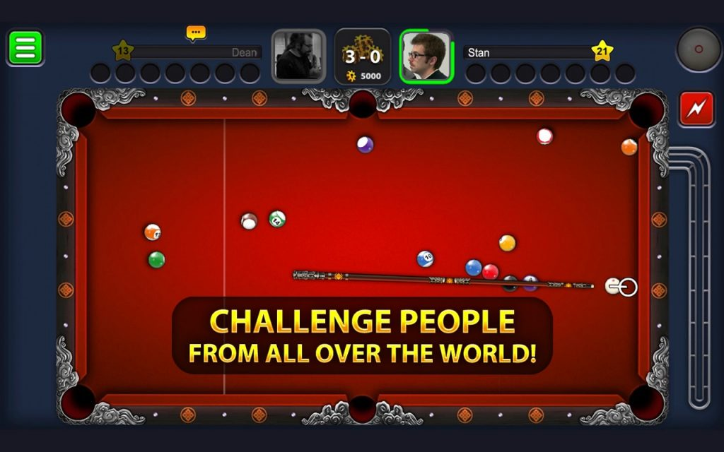 8 Ball Pool graphics 1024x640