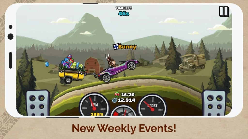 Hill Climb Racing 2 graphics 1024x576