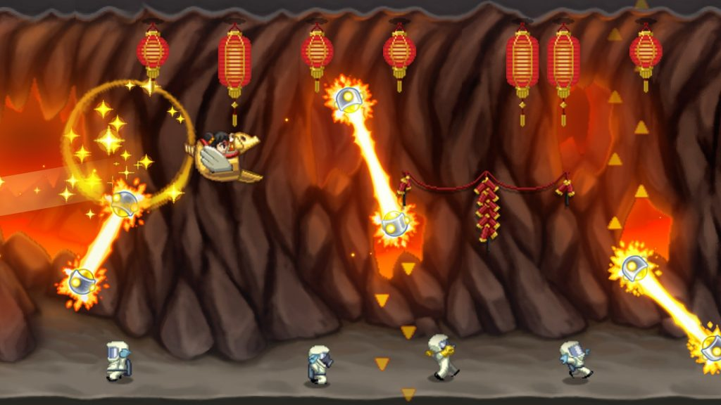 Jetpack Joyride screenshot 1024x576