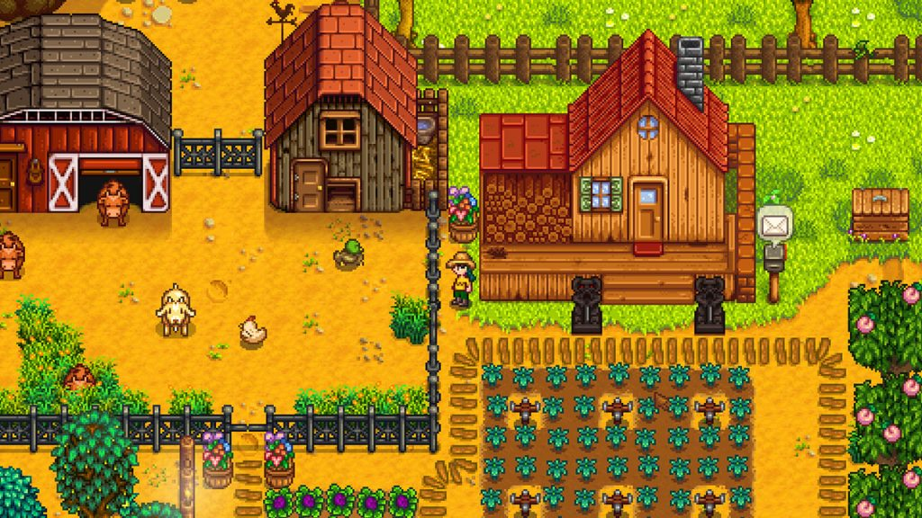 Stardew Valley free download 1024x576