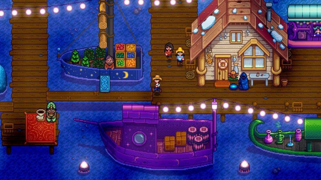 Stardew Valley screenshot 1024x576