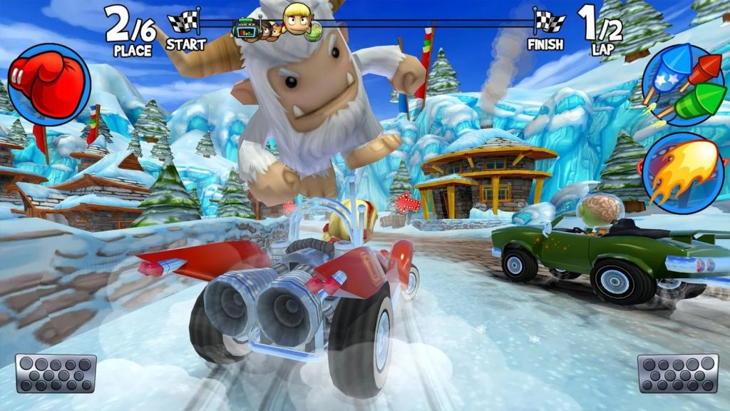 Beach Buggy Racing 2 graphics 1024x576