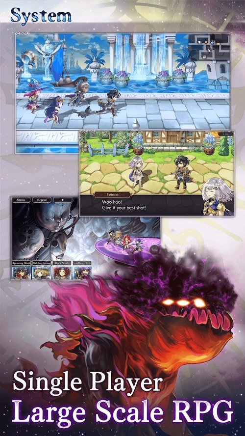 Another Eden mod