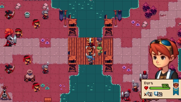 evoland2 gameplay
